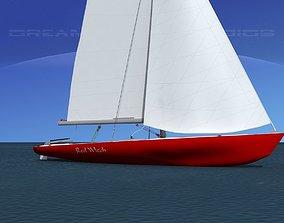 Buccaneer 18 V09 3D model
