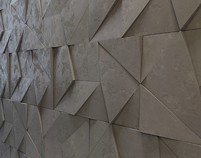 Abstract 3D Wall panel