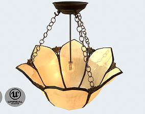 3D model Vintage ceiling lamp