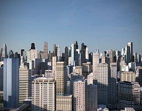 City 09 3D model