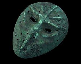 Mask of ninjas 3D asset