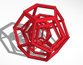 Moving Part structure 3D printable model