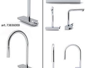 3D model Kitchen faucets HANSGROHE Aquno Select