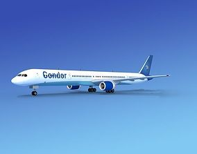3D Boeing 757-300 Thomas Cook 2