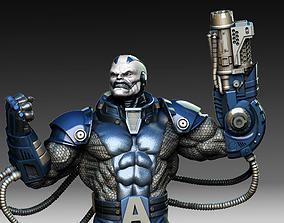 3D printable model X-men apocalypse