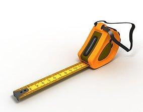 3D model measuring tape