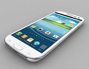 3D model Samsung Galaxy S III I535