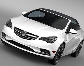 Buick Cascada Turbo 2016 3D