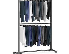Market Stand - Trousers 3D