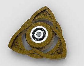 Celtic spinner 3D