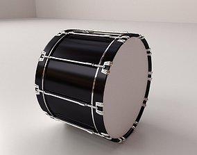 Bass Drum 3D