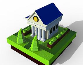 Casual Build 3D model