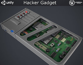 Hacker Gadget 3D model