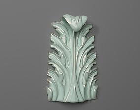 3D print model architectural Decor Vertical