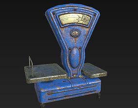 3D model Scales USSR