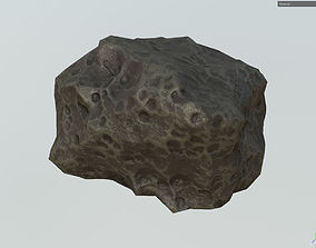 Low poly Realistic Meteor m8 3D model