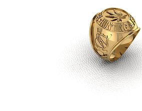 Ring man NHL 3D printable model