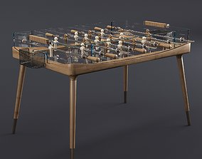 3D asset Giorgetti MINUTO Football table