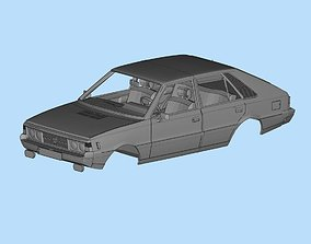 FSO Polonez 1500 borewicz Printable Body 3D model print