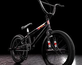 Mongoose Legion BMX 3D model