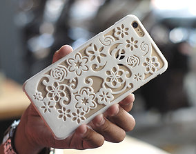 3D print model Flora Iphone 6 Plus Case