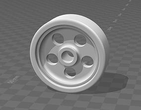 3D printable model Wheel