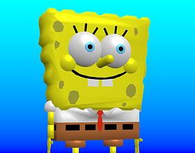 3D model Spongebob