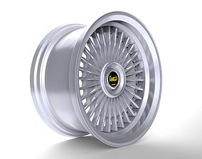 Work Emitz Wheels Version 1 3D model