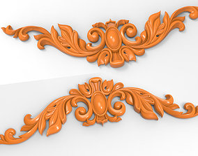 cnc Carved CNC 3D print model