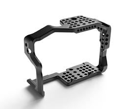 Cage for Camera Panasonic Lumix GH4 CAD CNC 3D print