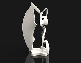 3d Printable Fox art