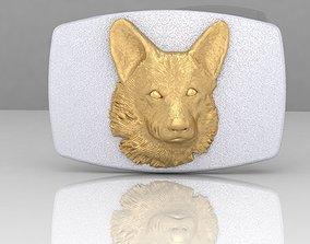 3D print model Buckle a Dog