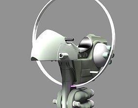 3D Wormhole glider
