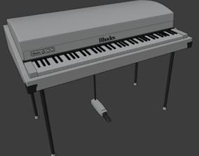 3D model Rhodes Mark I