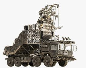3D The Doof Wagon