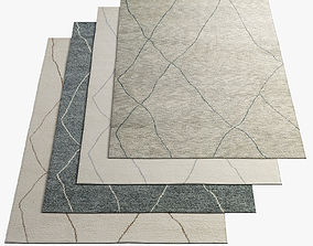 Restoration Hardware Rugs 53 3D