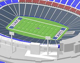 3D print model Buffalo Bills - Bills Stadium
