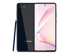 Samsung Galaxy Note 10 Lite 3D model