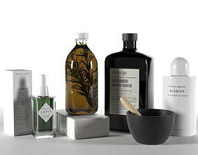 Body Care Products 11 3D model