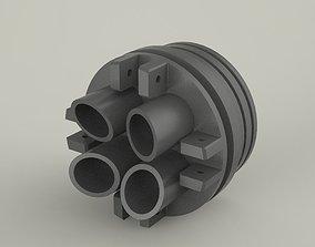 MK 40 nozzle 3D