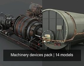 3D Machinery devices pack