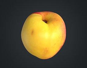 3D asset Nectarine C