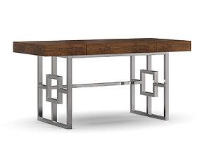 3D model Lexington - Rogers Writing Desk