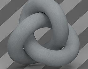 3D Grey Plaster Wall