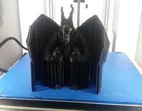 3D print model Depressed Crying Dragon