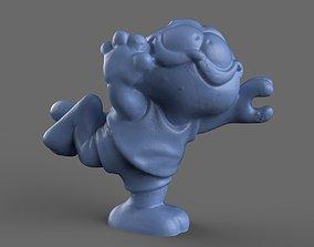 Garfield Toy 2 3D model