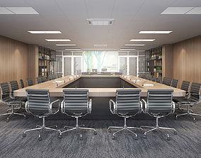 modern-meeting 3D model Meeting room