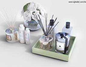 3D accessory Flower model