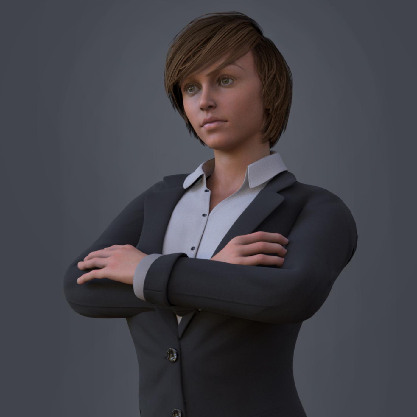 Corporate Woman