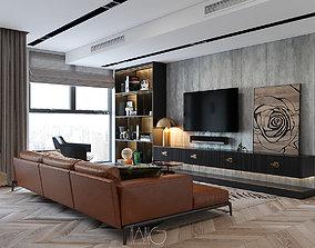 Apartment Design 4 3D model